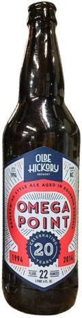 Olde Hickory Omega Point - 20th Anniversary Barleywine