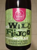 8 Wired Wild Feijoa Sour Ale 2013