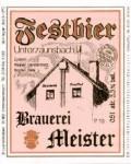 Meister Festbier