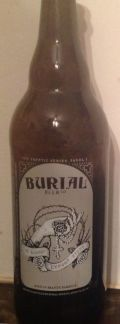 Burial The Rosary Belgian Export Stout