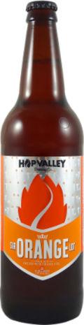 Hop Valley Sir Orange A Lot Pale Ale