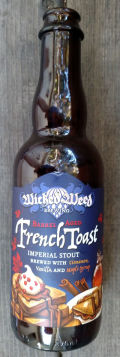 Wicked Weed Barrel Aged French Toast Stout