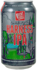 Bent Paddle Harness the Winter IPA
