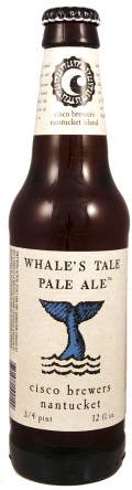 Cisco Whales Tale Pale Ale