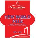 Mallinsons New World Pale