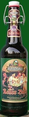 Wolfshöher Keller Bier