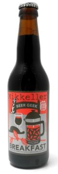 Mikkeller Beer Geek Breakfast BA Cherry Wine