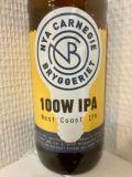 Nya Carnegiebryggeriet 100W IPA