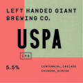 Left Handed Giant USPA