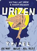 Victory Art Brew / Mager Brewery Urizen Tripel