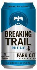 Park City Breaking Trail Pale Ale
