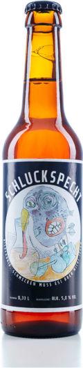 Bierfabrik Schluckspecht Pils