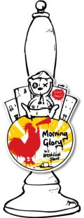 Tiny Rebel Morning Glory