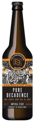 Edge Brewing / Lervig Pure Decadence Imperial Stout