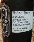 De Garde Bière Rose