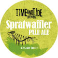 Time and Tide Spratwaffler Pale Ale