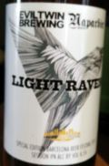 Naparbier / Evil Twin Brewing Light Raven