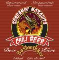 Bushwakker Screamin Mosquito Chili Beer
