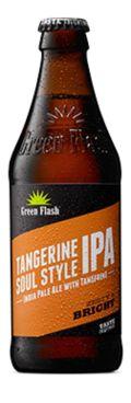 Green Flash Tangerine Soul Style IPA