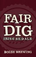 Boise Fair Dig Irish Red Ale