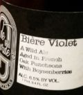 De Garde Bière Violet