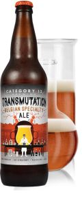 Category 12 Transmutation Belgian Specialty Ale