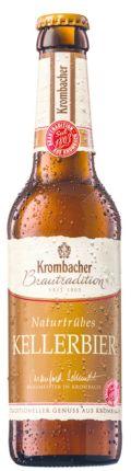 Krombacher Brautradition Kellerbier