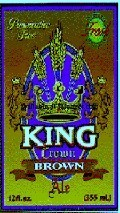 King Crown Brown Ale