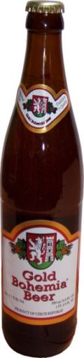 Gold Bohemia Beer