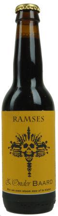 Ramses Bier / De Bebaarde Brouwer Z'Onder Baard
