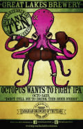 Great Lakes Brewery Octopus Wants to Fight IPA
