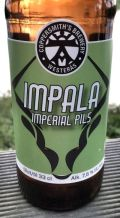 Coppersmith's Impala Imperial Pils