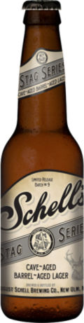 Schell Stag Series  #9 - Cave Aged Barrel Aged Lager
