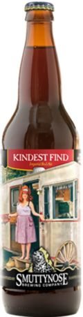Smuttynose Big Beer Series: Kindest Find