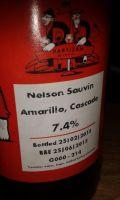 Partizan IPA Nelson Sauvin, Amarillo, Cascade