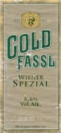 Ottakringer Gold Fassl Spezial