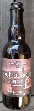 Crooked Stave Petite Sour (Raspberry)