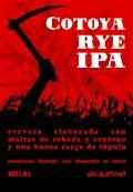Cotoya Rye IPA