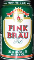 Finkbräu Pils 2.8%