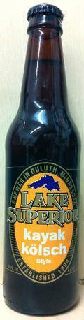 Lake Superior Kayak Kölsch