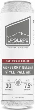 Upslope Raspberry Belgian Pale Ale
