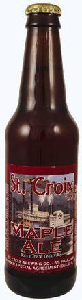 St. Croix Maple Ale