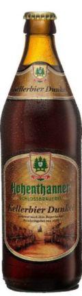 Hohenthanner Schlossbrauerei Kellerbier Dunkel