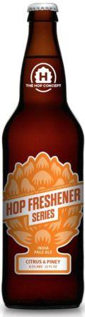 Hop Freshener Series: Citrus & Piney