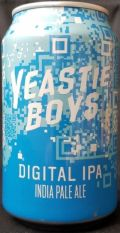 Yeastie Boys Digital IPA (2015 - current)
