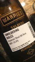 Warpigs Smoldering Holes BA Rum