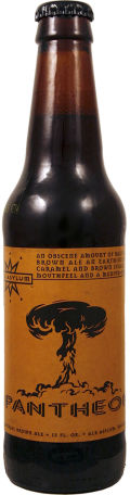 Ale Asylum Pantheon Imperial Brown Ale