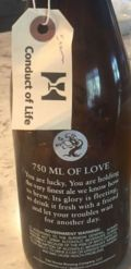 Hill Farmstead Conduct of Life