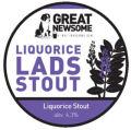 Great Newsome Liquorice Lads Stout