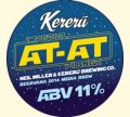 Kereru Imperial At-At Pilsner